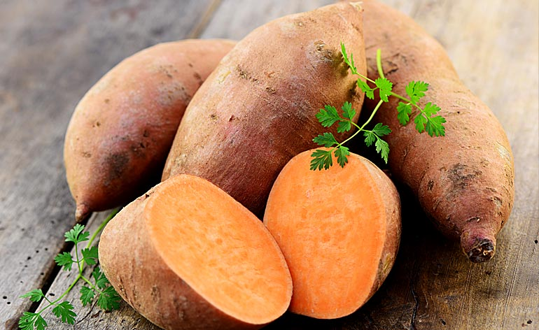 Top 5 Health Benefits of Sweet Potato! - Keep Fit Kingdom