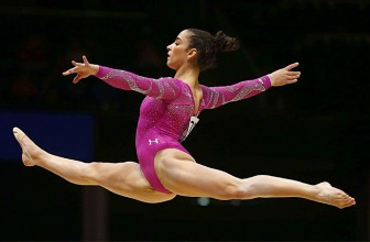 10 Top Gymnasts competing at the Rio Olympics!