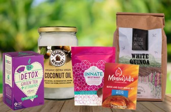 5 Top 'Free From' Products from the Speciality Fine Food Fair!