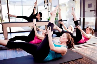 Top 5 Benefits of Pilates!