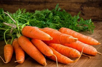 Top 5 Health Benefits of Carrots!