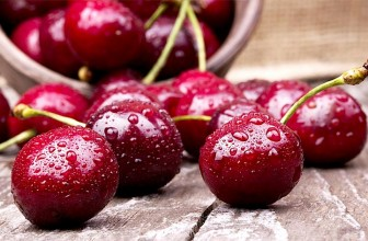 Top 5 Health Benefits of Cherries!