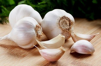 Top 5 Health Benefits of Garlic!
