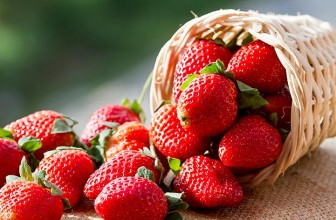Top 5 Health Benefits of Strawberries!