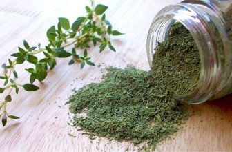 Top 5 Health Benefits of Thyme!