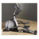 NordicTrack Elite 12.5 Elliptical Cross Trainer left side view Keep Fit Kingdom