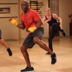 Billy Blanks Tae Bo workout Keep Fit Kingdom