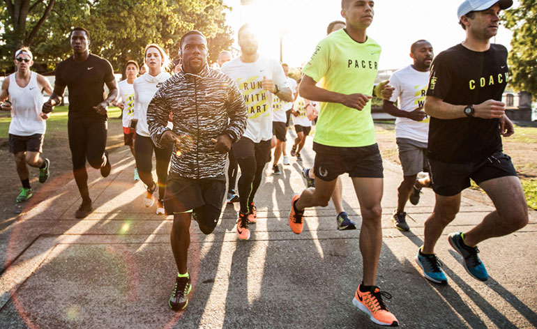 Nike Run With Kevin Hart ~Keep Fit Kingdom