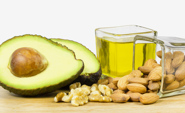 Top 5 Healthy Fats Keep Fit Kingdom 770x472