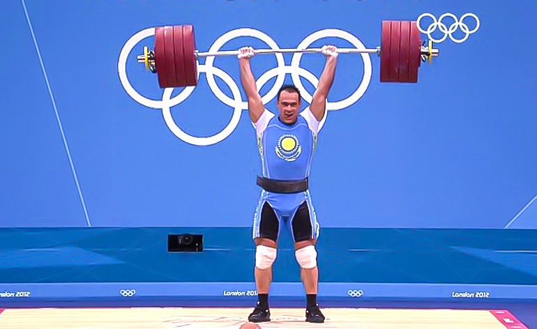 Ilya Ilyin -A Real Barbell Boss! - Keep Fit Kingdom