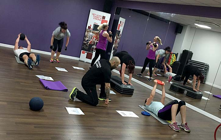 Image result for wellbeats fitness class