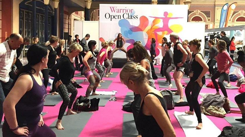 OM Yoga Show Now On - Keep Fit Kingdom