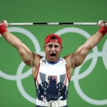 Sonny Webster Lifts Solid At Rio - Keep Fit Kingdom