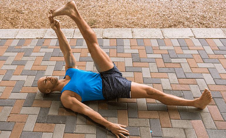 Top 5 Yoga Poses For Super Flexible Hamstrings - Keep Fit Kingdom