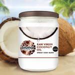 Biona Organic Raw Virgin Coconut Oil - Keep Fit Kingdom