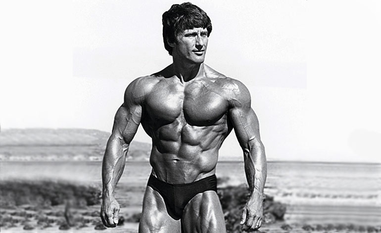 Frank Zane Diet Food