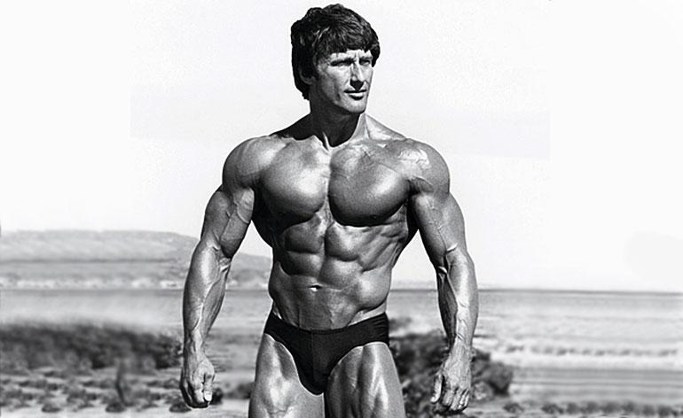 Bodybuilding Legends - Frank Zane - Keep Fit Kingdom