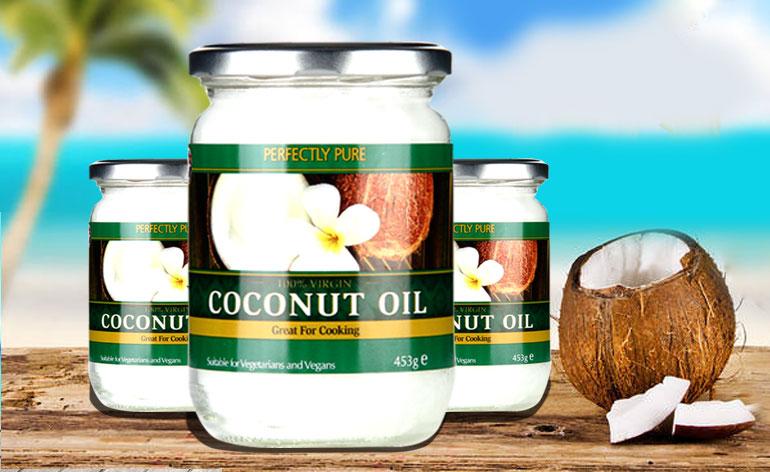 Holland & Barrett - Perfectly Pure Coconut Oil - Kung Fu Kingdom