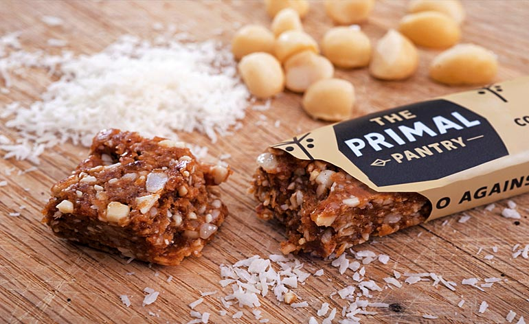 The Primal Pantry - Paleo Bars - Keep Fit Kingdom