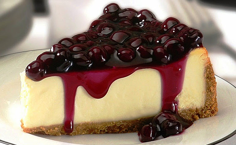 Top 5 Vegan Cheesecake Recipes Keep Fit Kingdom 770x472
