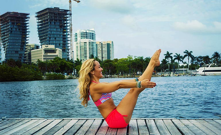 Top 5 Yoga Poses For a Powerful Core! - Keep Fit Kingdom