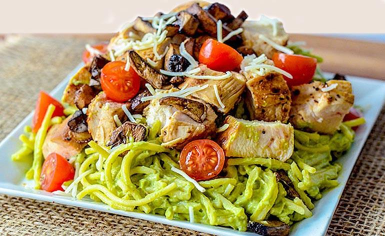 5 Top Five Minute Vegan Meals Keep Fit Kingdom 770x472 2
