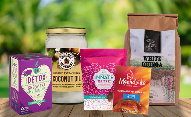 5 Top 'Free From' Products from the Speciality Fine Food Fair! - Keep Fit Kingdom