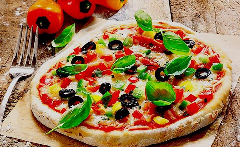 5 Top Vegan Pizzas Keep Fit Kingdom 770x472