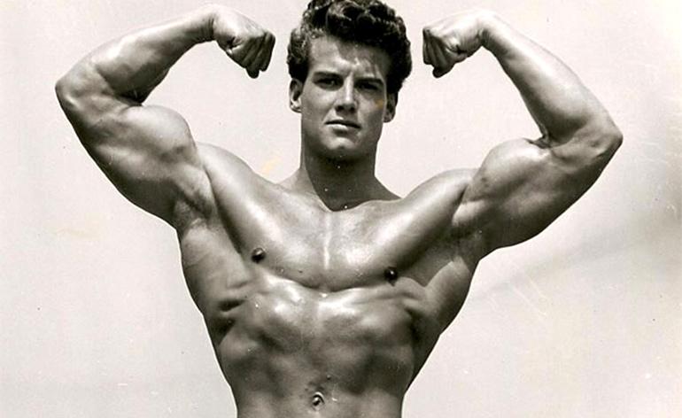 Bodybuilding Legends Steve Reeves - Keep Fit Kingdom