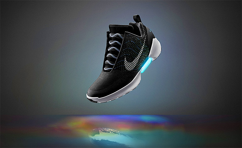Nike HyperAdapt 1.0! -Keep Fit Kingdom