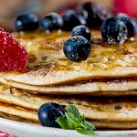 4 Healthy Pancake Ideas! -Keep Fit Kingdom