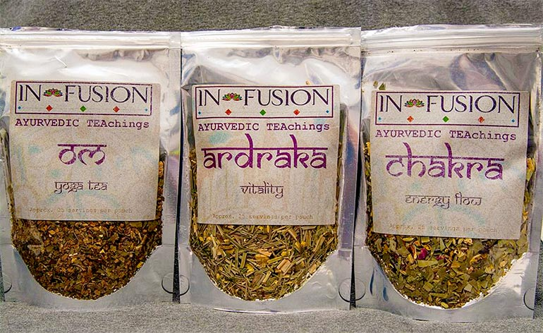 In-Fusion Ayurvedic Tea - Keep Fit Kingdom