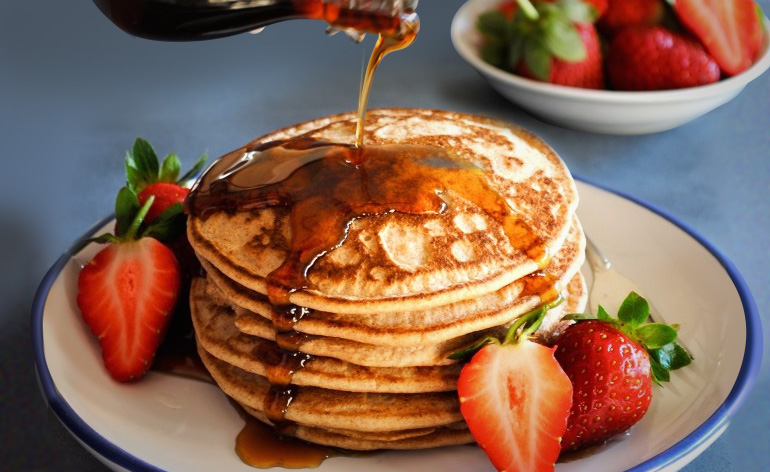 5-Great,-Simple-Healthy Pancake Recipes - Keep Fit Kingdom