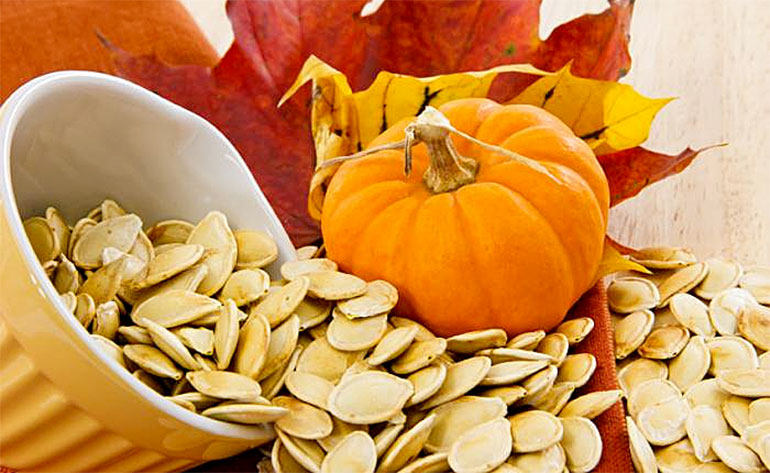 Top 5 Health Benefits of Pumpkin Seeds! - Keep Fit Kingdom