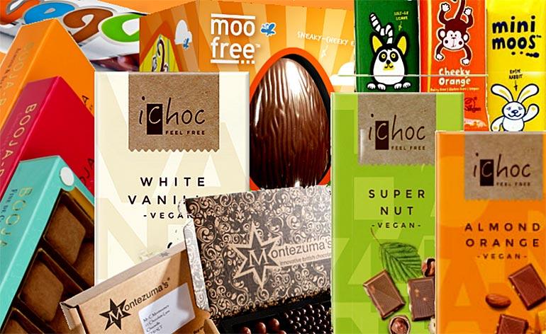 Top 5 Vegan Chocolates! -Keep Fit Kingdom