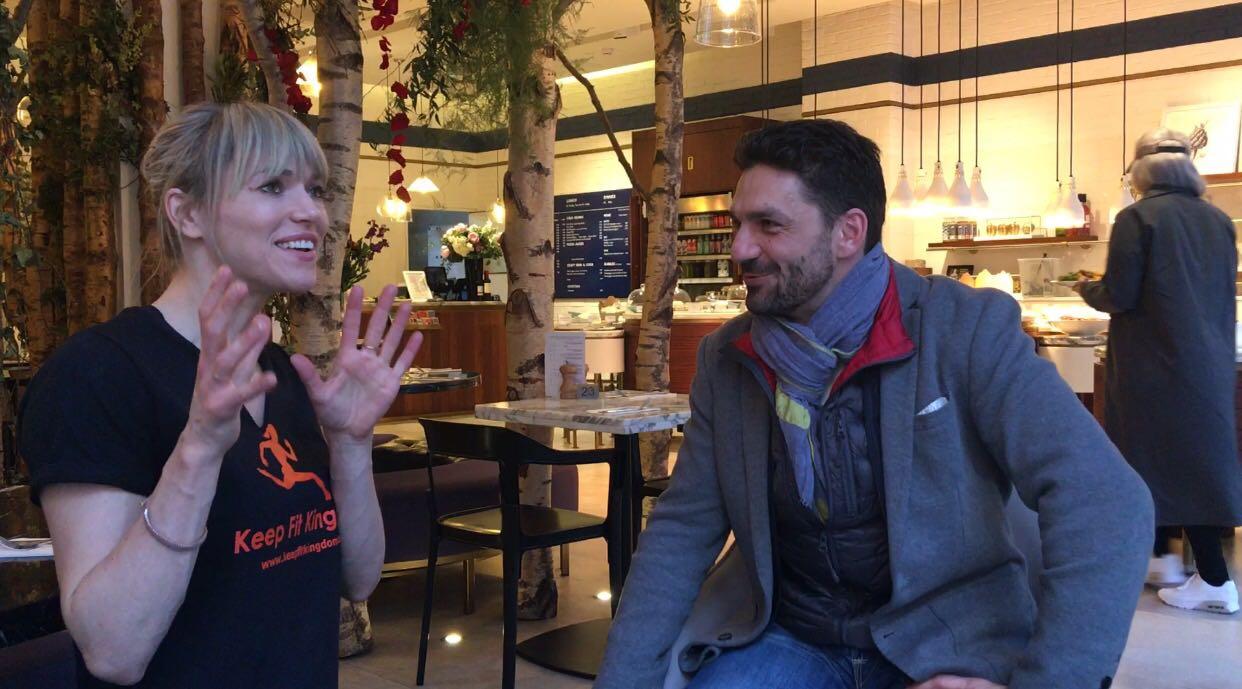 Ethos - restaurant review - Keep Fit Kingdom