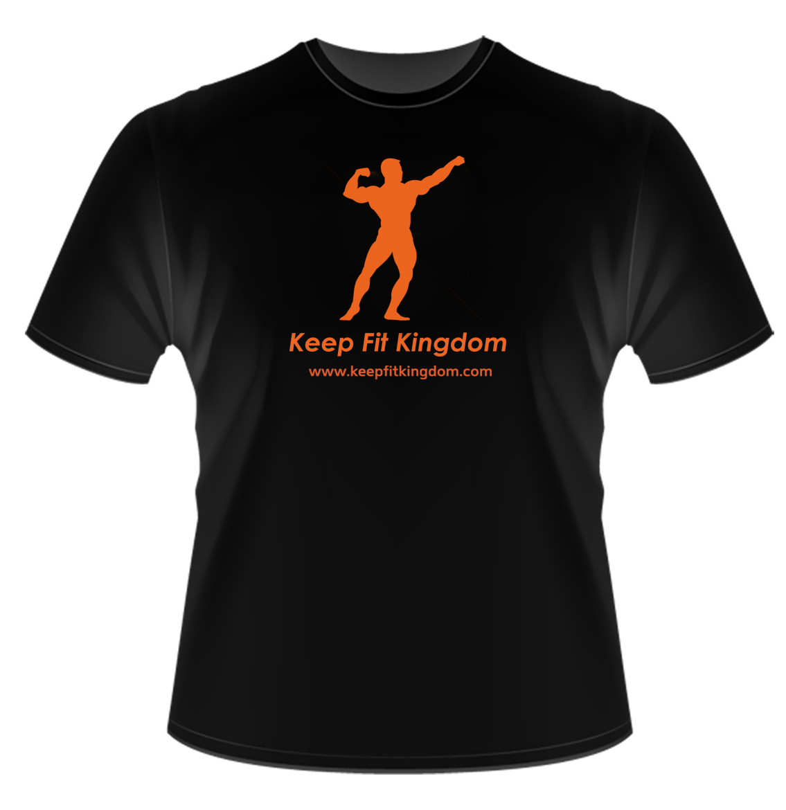 Keep Fit Kingdom T-Shirt - Male