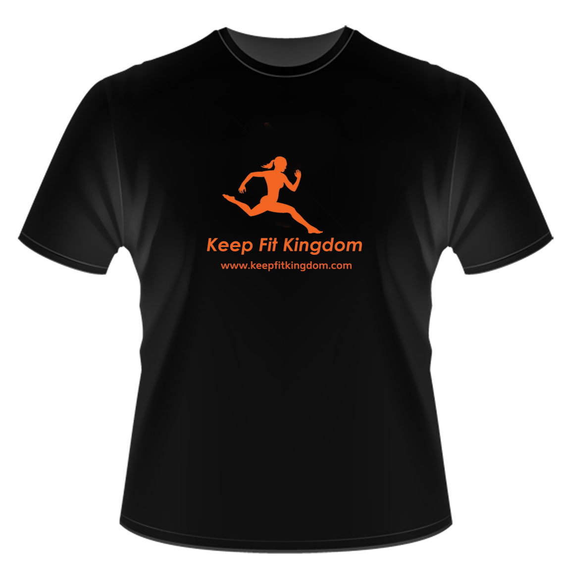 Keep Fit Kingdom T-Shirt - Female