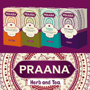 Praana Herb & Tea