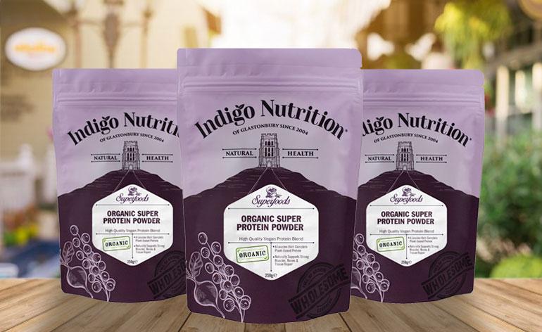Indigo Herbs Super Protein - Keep Fit Kingdom