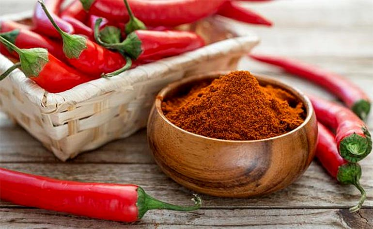 Top 5 Health Benefits of Cayenne Pepper Keep Fit Kingdom 770x472