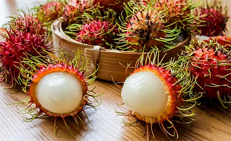 Top 5 Health Benefits of Rambutan! - Keep Fit Kingdom