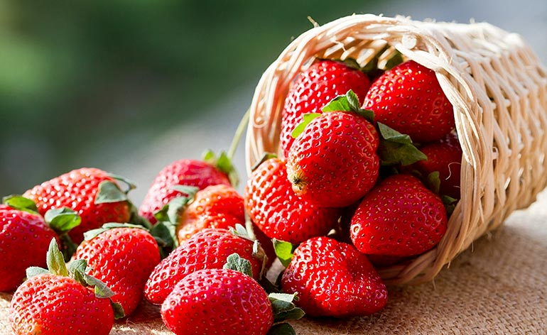 Top 5 Health Benefits of Strawberries! -Keep Fit Kingdom