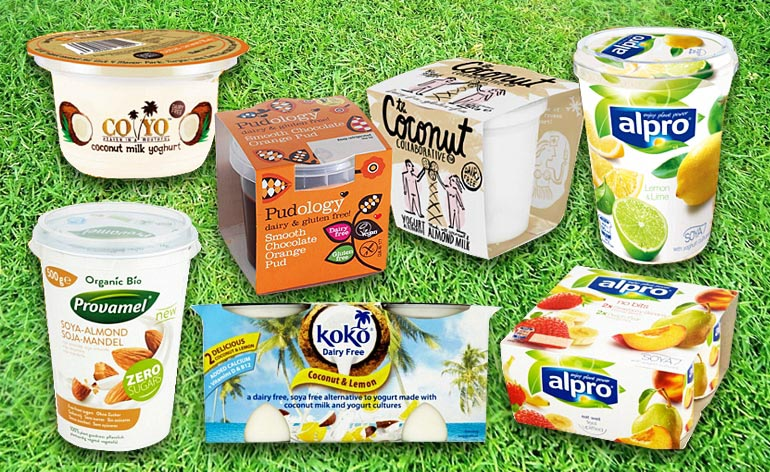 Top 5 Vegan Yogurts! - Keep Fit Kingdom