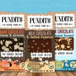 Pundits Chocolate - Keep Fit Kingdom
