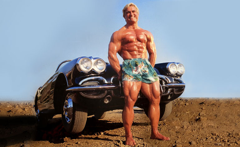 Bodybuilding Legends - Tom Platz - Keep Fit Kingdom
