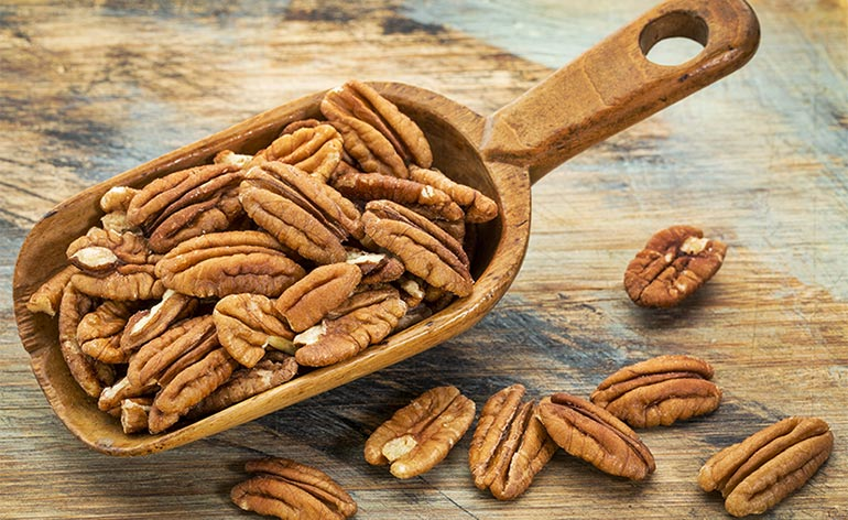 Top 5 Health Benefits of Pecan Nuts! -Keep Fit Kingdom