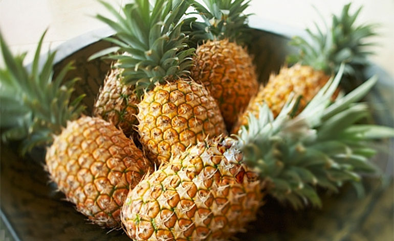 Top 5 Health Benefits of Pineapples - Keep Fit Kingdom