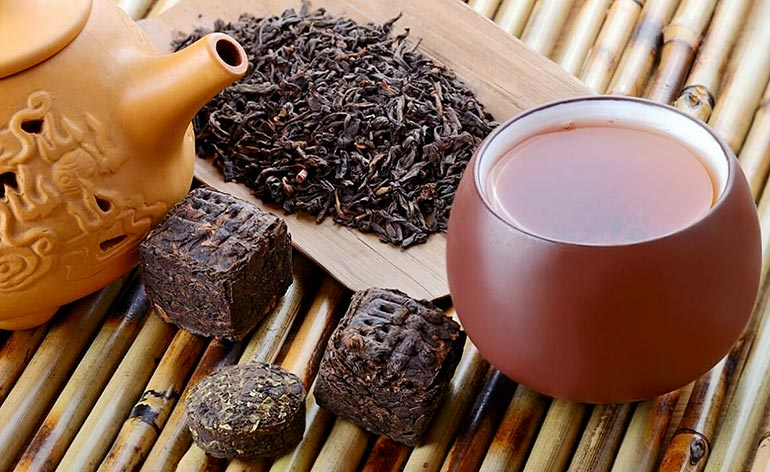 Top 5 Health Benefits of Pu-Erh Tea! -Keep Fit Kingdom