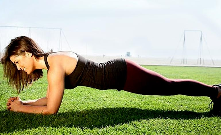 Top 5 Plank Exercises for Abs! -Keep Fit Kingdom